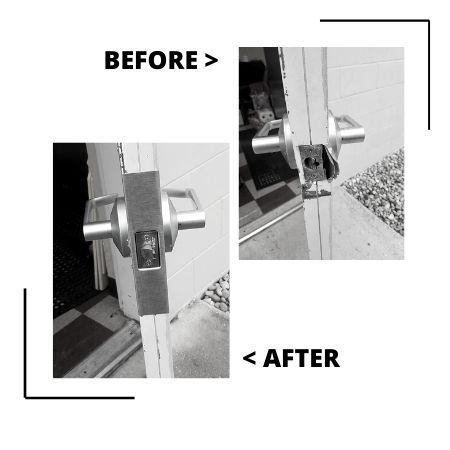 Door repair montreal