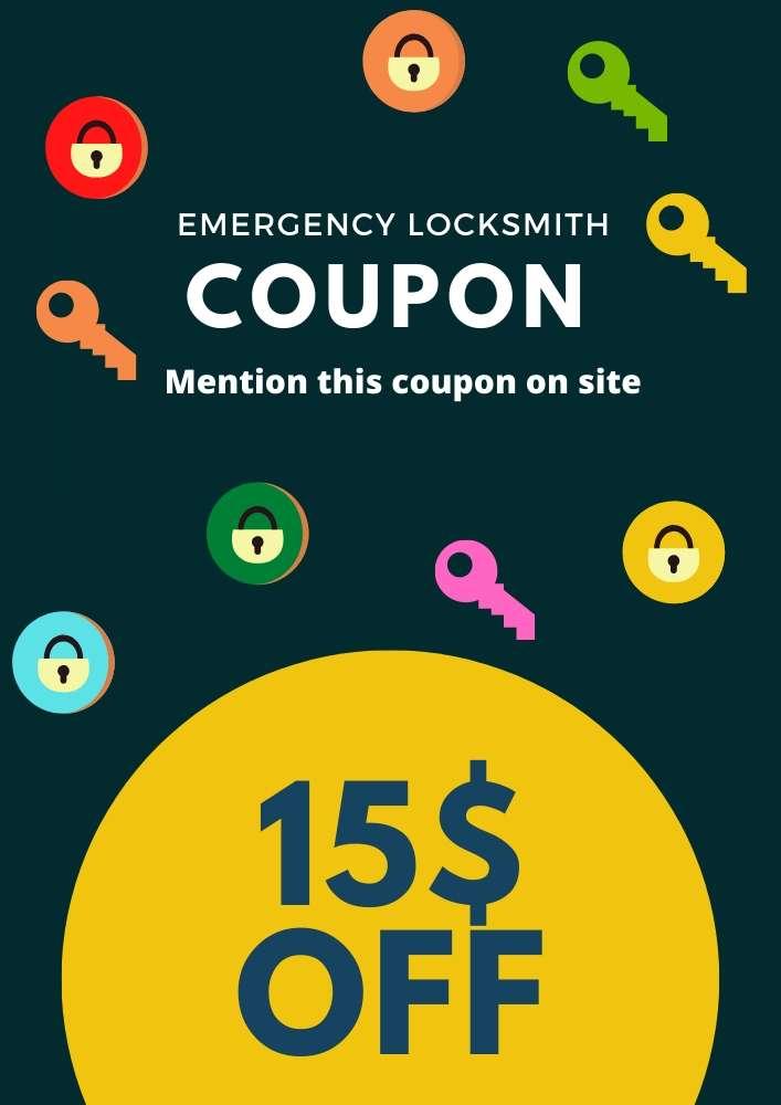 Locksmith Coupon