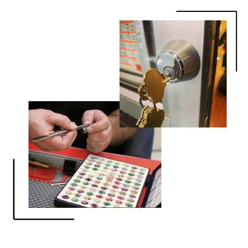 lock rekeying service