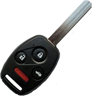 Honda Remote Head Key